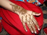 Mehndi Designs For Back Hand Side 0028