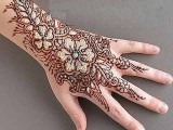 Mehndi Designs For Back Hand Side 0030
