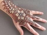 Mehndi Designs For Back Hand Side 0030