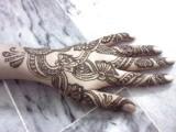 Mehndi Designs For Back Hand Side 007
