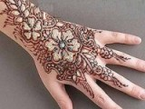 Mehndi Designs For Back Hand Side 008