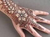 Mehndi Designs For Back Hand Side 008