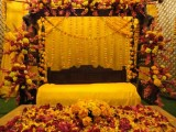 Mehndi Function Decoration Ideas At Home 0019