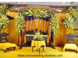 Mehndi Function Decoration Ideas At Home 009