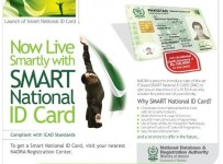 Nadra Smart SNIC National Identity Card Launched 001