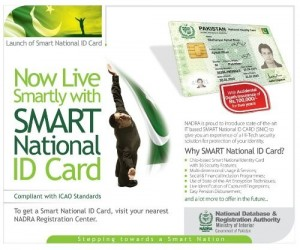 Nadra Smart SNIC National Identity Card Launched