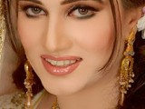 Pakistani Bridal Hairstyles Medium Length 2013 0018