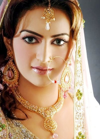 Hairstyle Pictures in Pakistan Wedding Hairstyles in Pakistan