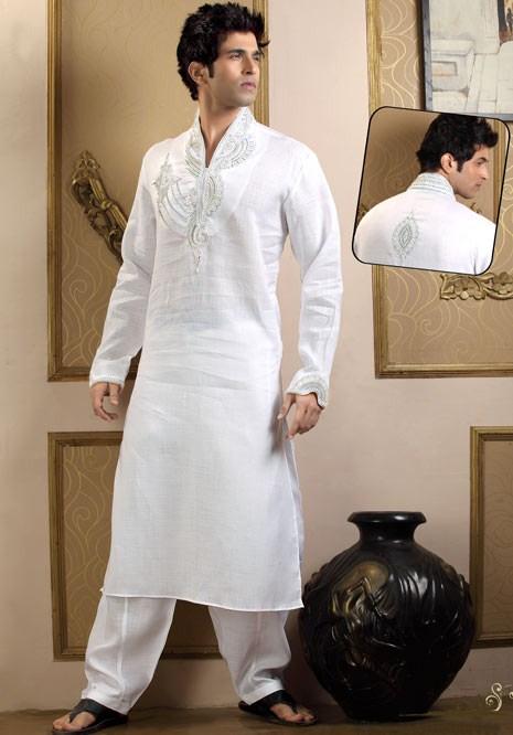 Pakistani Shalwar Kameez Designs For Men