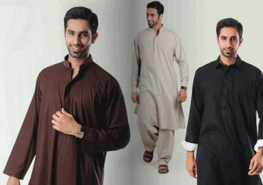 Pakistani Shalwar Kameez Designs For Men