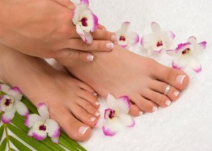 Pedicure At Home Naturally And Simple