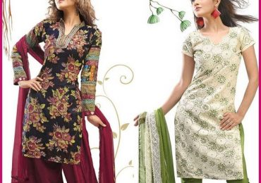 Pakistani Shalwar Kameez Designs For Girls