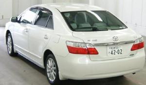 Toyota Premio 2014