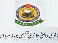 BISE Multan Board Matric Exam Date Sheet 2013 001