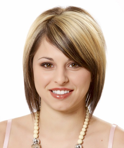 Best Short Hairstyles Round Face