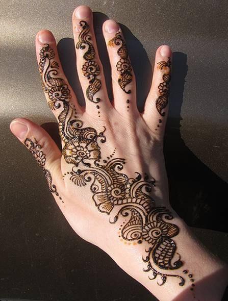 Bridal Mehndi Designs 2013 005