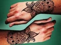 Easy Heena Tattoo Designs And Patterns 0012