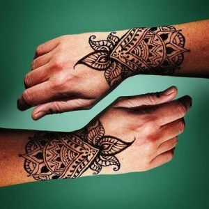 Easy Heena Tattoo Designs And Patterns