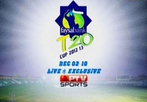 Faysal Bank T20 Cup Final Live 2012-2013 On Geo Super