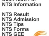 How To Apply/Register For NTS Test