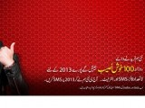 Jazz Jazba Offers win Free Calls, SMS, Internet To New Customers 2013