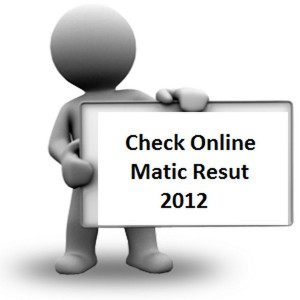 Lahore Board Matric 10th Supply Result 2012