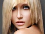 The Blonde short hair hustler the time