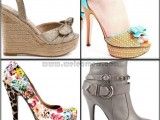 Latest High Heel Shoes Trends 2013 For Girls 001