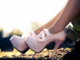 Latest High Heel Shoes Trends 2013 For Girls 0017
