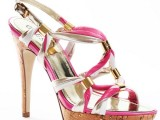 high heel sandals pictures
