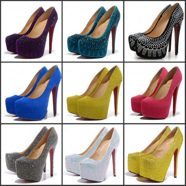 High Heels Shoes Names