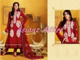 Latest Party Dresses 2013 For Girls 001