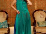Latest Party Dresses 2013 For Girls 0011