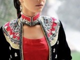 Latest Party Dresses 2013 For Girls 0012