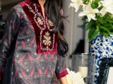 Latest Party Dresses 2013 For Girls 0015
