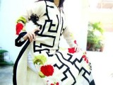 Latest Party Dresses 2013 For Girls 0022
