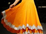 Latest Party Dresses 2013 For Girls 005