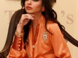 Latest Party Dresses 2013 For Girls 009