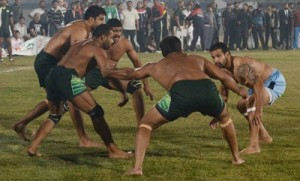 Pakistan vs India Kabaddi Final Live Score, Points World Cup 2012