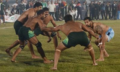 Pakistan vs India Kabaddi Final Live Score, Points World Cup 2012 001