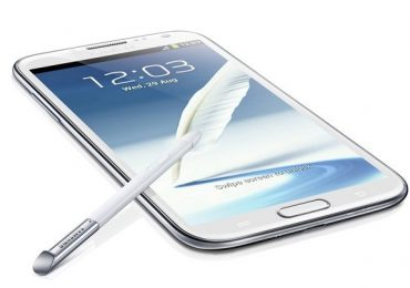 Samsung Galaxy Note 2 Price In Pakistan