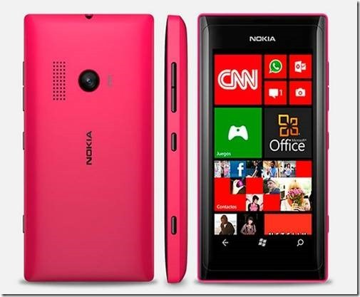 Specifications Of Nokia Lumia 505 With Windows 7.8 001