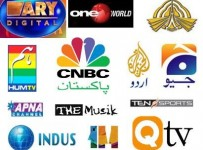 TV Channels In Pakistan List 001