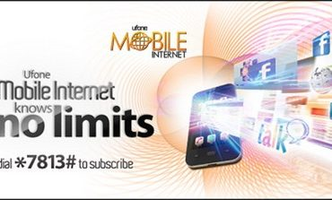 Ufone Offers Endless Mobile Internet Bundle For Postpaid & Prepaid Customers