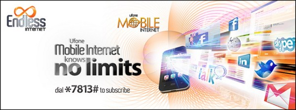 Ufone Offers Endless Mobile Internet Bundle For Postpaid & Prepaid Customers 001