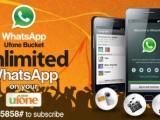 Ufone Offers Unlimited WhatsApp Bucket