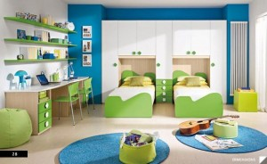 Unusual Children/ Kids Bedroom Designs