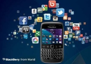 Warid BlackBerry Packages