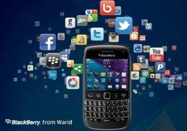 Warid BlackBerry Packages
