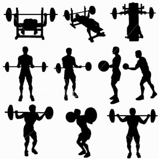 Weekly Weight Lifting Routines For Men 001